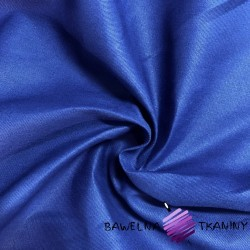 Decorative fabric - drill navy blue