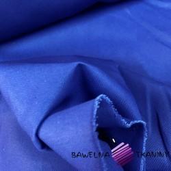 Tkanina dekoracyjna drelich ciemny szafir