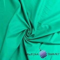 Tkanina dekoracyjna bawełna z lycrą - zielony