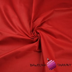 Plain cotton dark red 220cm