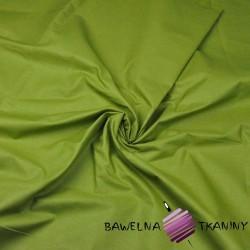 Bawełna gładka oliwkowa 220cm