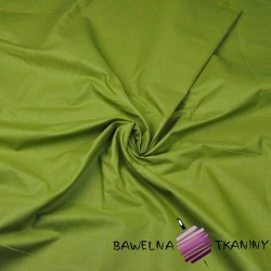 Plain cotton olive 220cm
