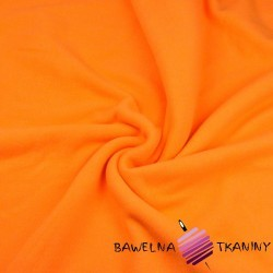 Premium orange Fleece