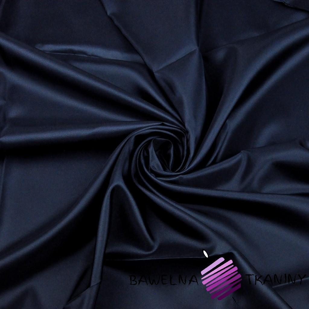 Lining dark navy blue
