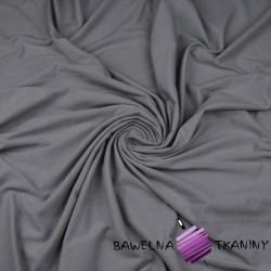 Cotton Jersey - dark gray