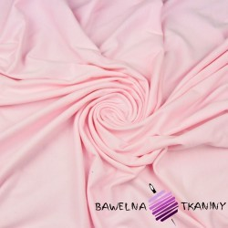 Cotton Jersey - powder pink
