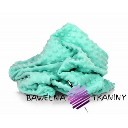 Minky Premium lazure (WB Green)