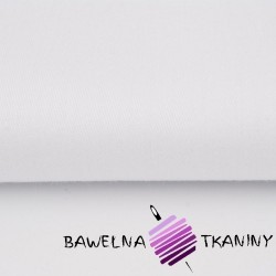 Bawełna PERKAL biała satynowana 220cm