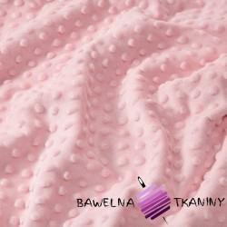 Minky Premium 270g/m2 - Powder pink