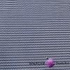 Bawełna zygzaczek granatowy