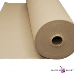 Beige medical fleece 50g/m2 - whole roll - 275 m