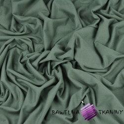 Cotton Jersey - gray - green