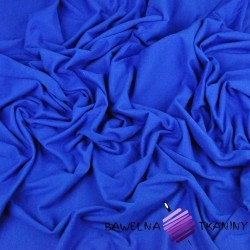 Cotton Jersey - sapphire