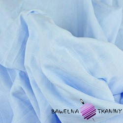 Muslin cloth light blue