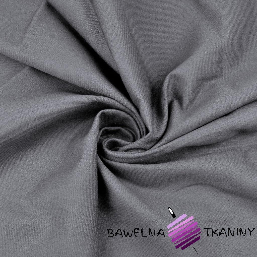 Drill fabric gray