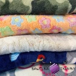 Soft fleece MIX Felling, ends - 1kg
