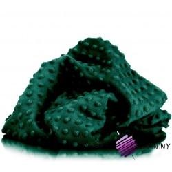 Minky Premium dark green (Galapagos green)