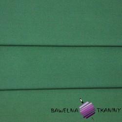 Satyna bawełniana zielony butelkowy - 220cm