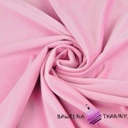 Velvet gładki jasny róż (Candy Pink)