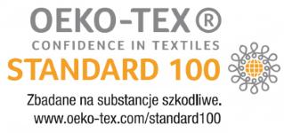 Certyfikat jakości Oeko-Tex