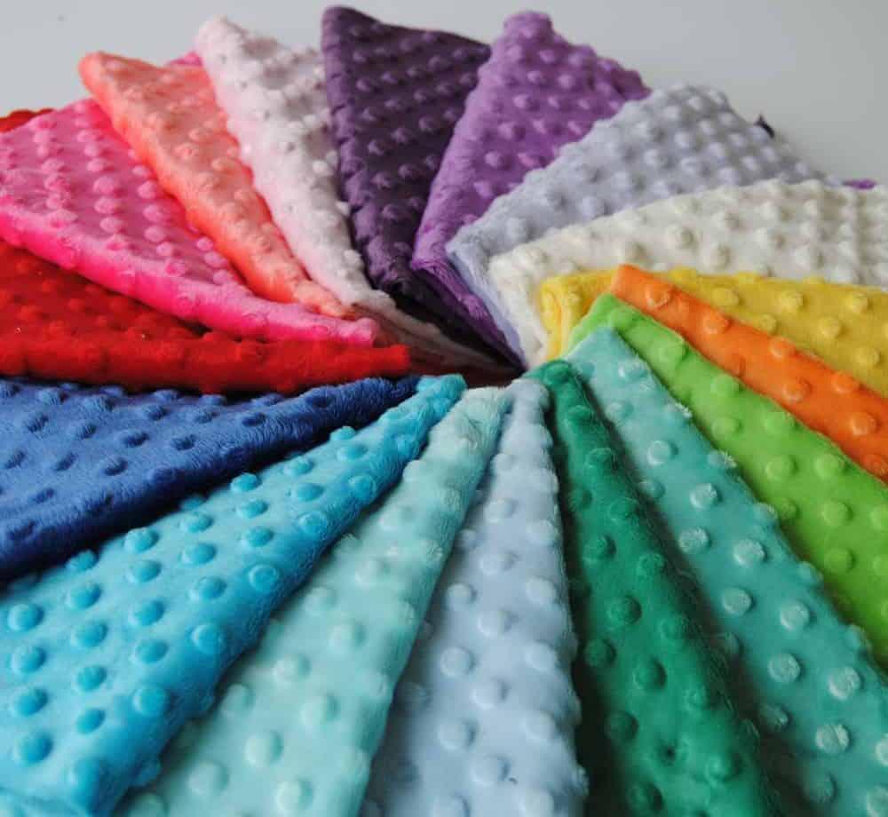 904e948b36eab3 Idealna tkanina na produkty dla dzieci? Mięciutki Minky, który pokochały  wszystkie mamy. My też! Tkanina Minky