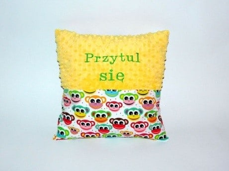 poduszka dla maluszka
